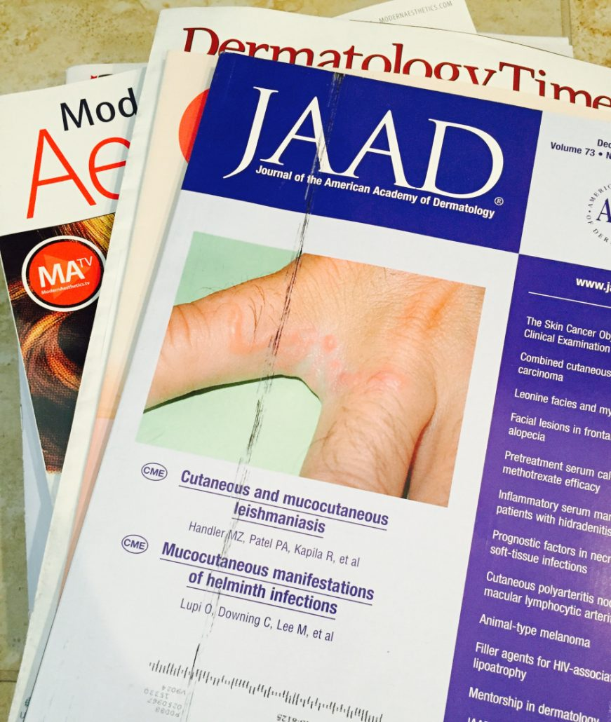 VivoSight OCT features in many Publications